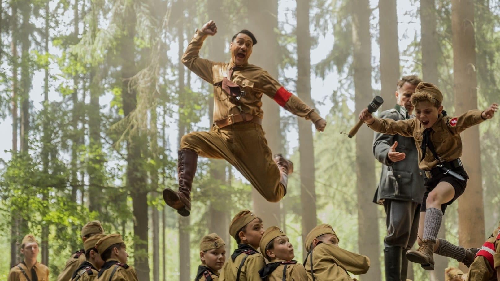 """Film News: Hitler Satire """"Jojo Rabbit"""" Scoops Top Prize at TIFF"""