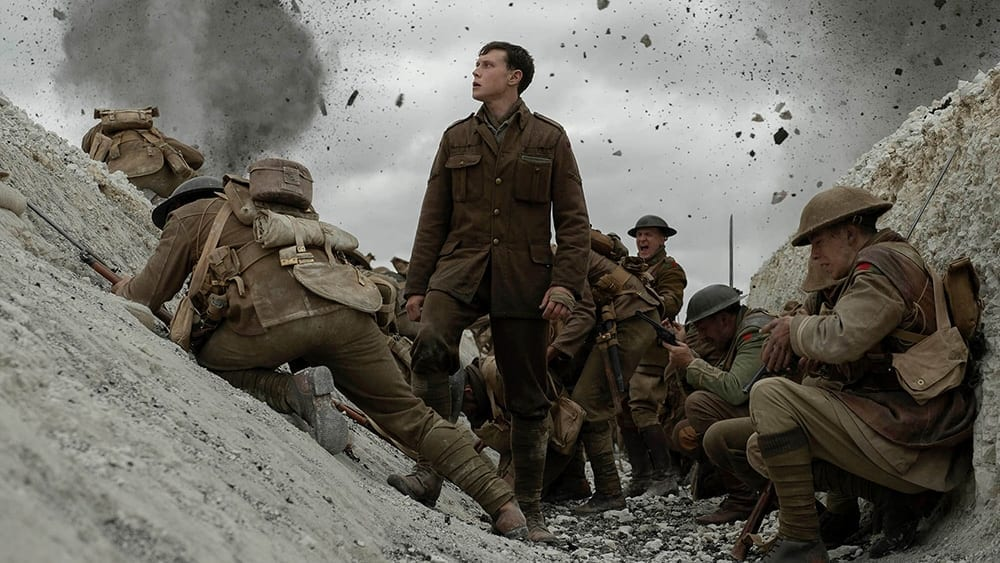 "Film News: Trailer for Sam Mendes' ""1917"" released"
