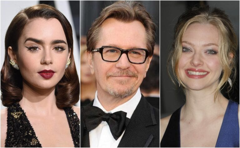 Film News: Amanda Seyfried and Lily Collins join Gary Oldman in David Fincher's 'Mank'