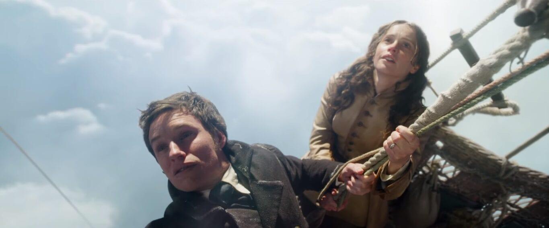 Film News: Second trailer released for Tom Harper's 'The Aeronauts'