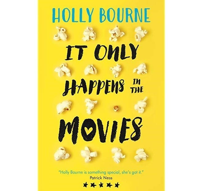 Book Review: It Only Happens in the Movies // Holly Bourne