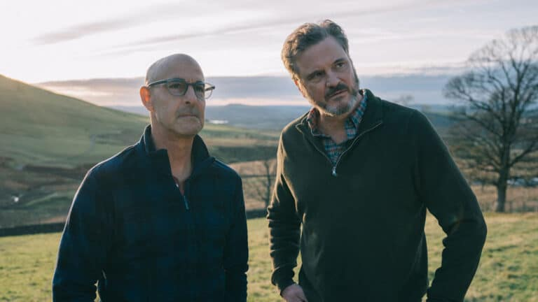 Trailer Released For 'Supernova' Starring Colin Firth and Stanley Tucci