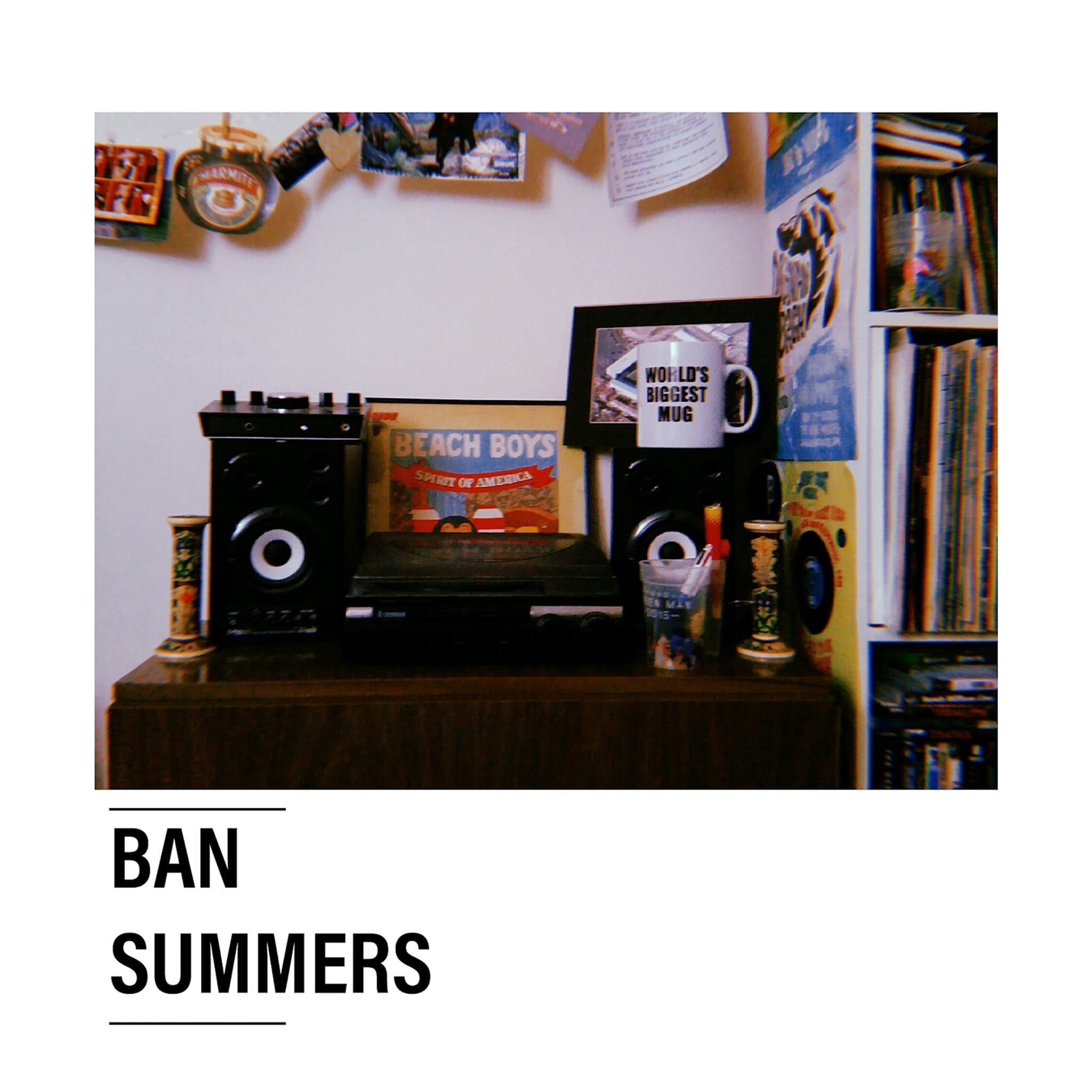 Album Review: Ban Summers (Self-Titled)