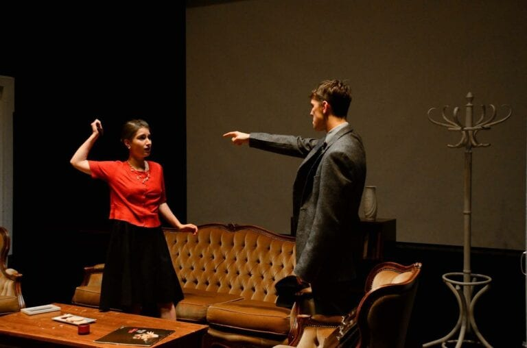 Theatre Review: The Aventures of Time Warp Tammy // Open Theatre