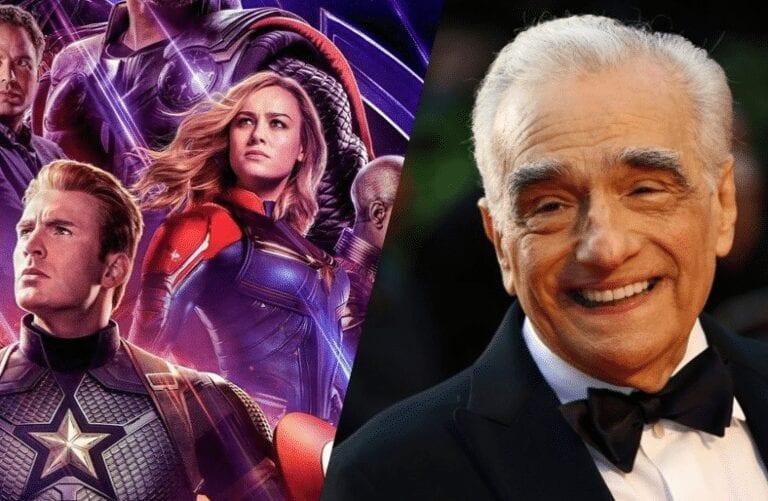 "Martin Scorsese on Marvel: ""That's not cinema"""