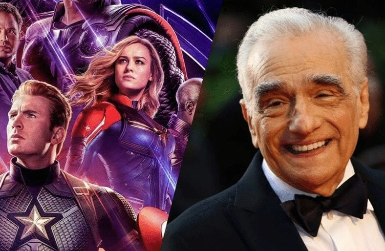 "Martin Scorsese on Marvel: ""That's not cinema"""