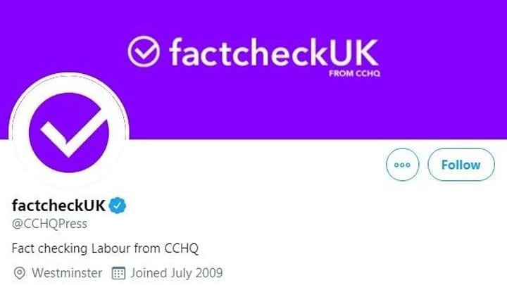 Conservatives dominated Twitter at a 'crucial' time with 'misleading' account rebrand