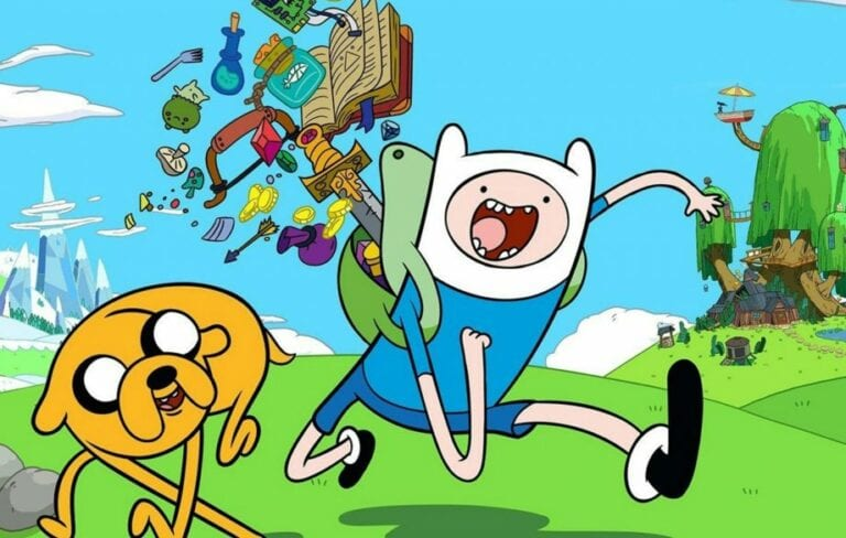 Top TV of the Decade: Adventure Time