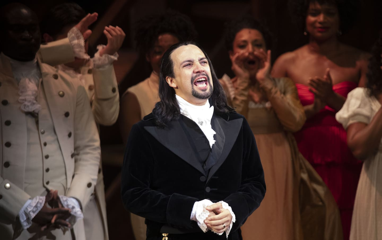Theatre News: Lin-Manuel Miranda spills Hamilton film details