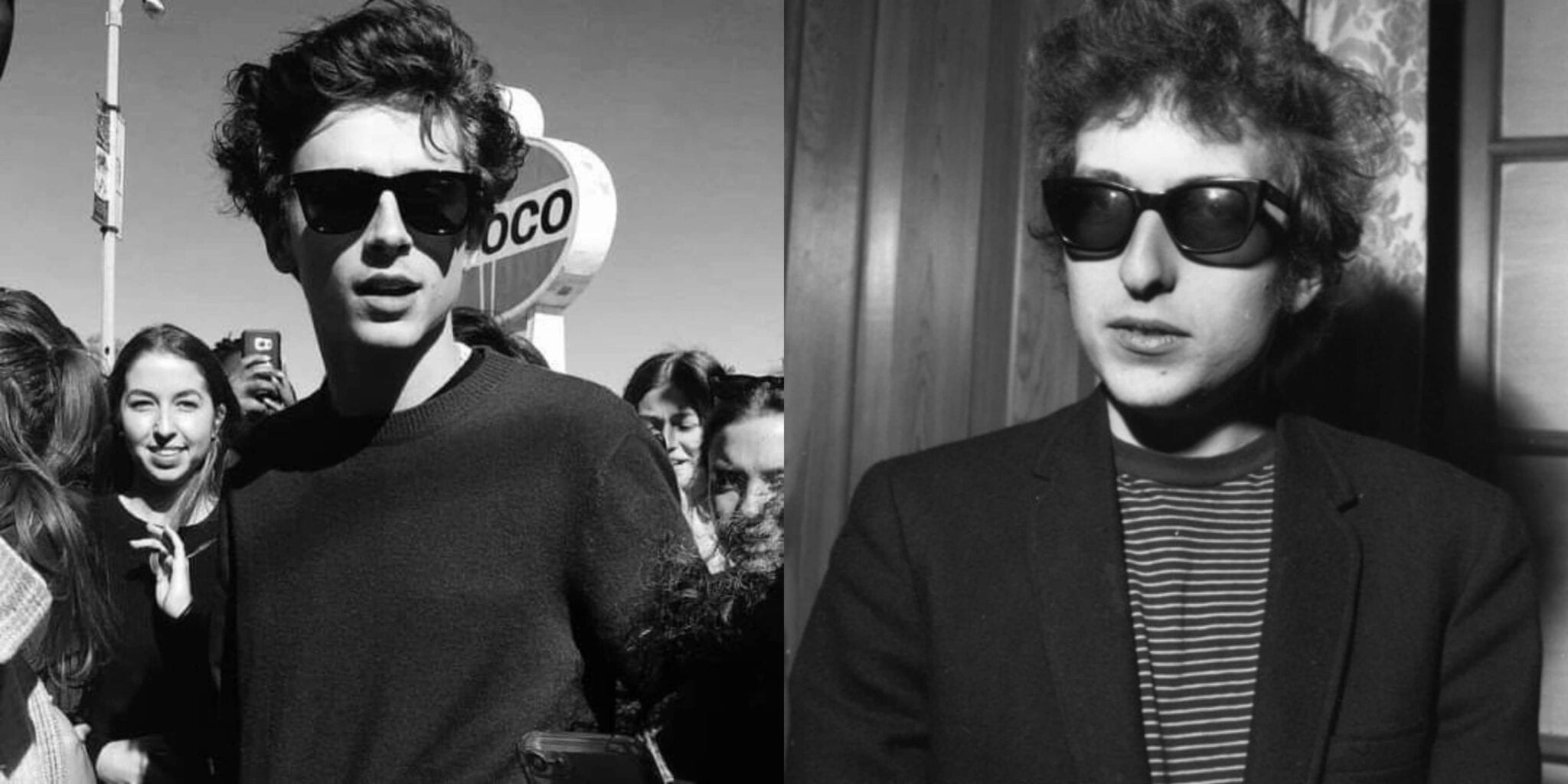 Film News: Timothée Chalamet to star in Bob Dylan Biopic