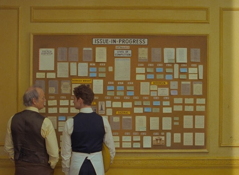 Film News: Trailer and Poster for Wes Anderson's 'The French Dispatch' Released