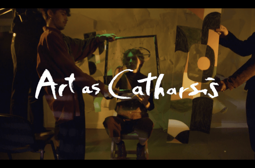 Short Film Review: Art as Catharsis