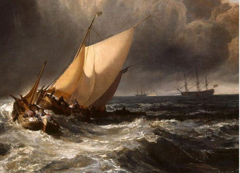 Album Review: The Ship (Necrologies) // David Cronenberg's Wife