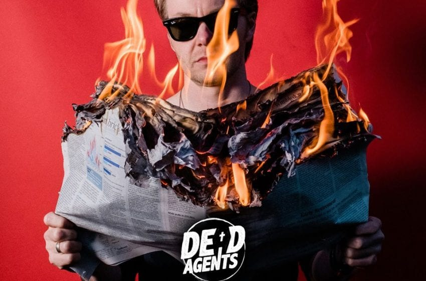 Track Review: Hard to Burn // Dead Agents