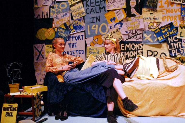 Theatre Review: Lemons Lemons Lemons Lemons Lemons // Open Theatre