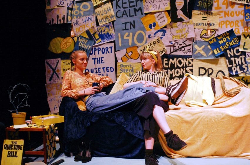 Theatre Review: Lemons Lemons Lemons Lemons Lemons // Open Theatre