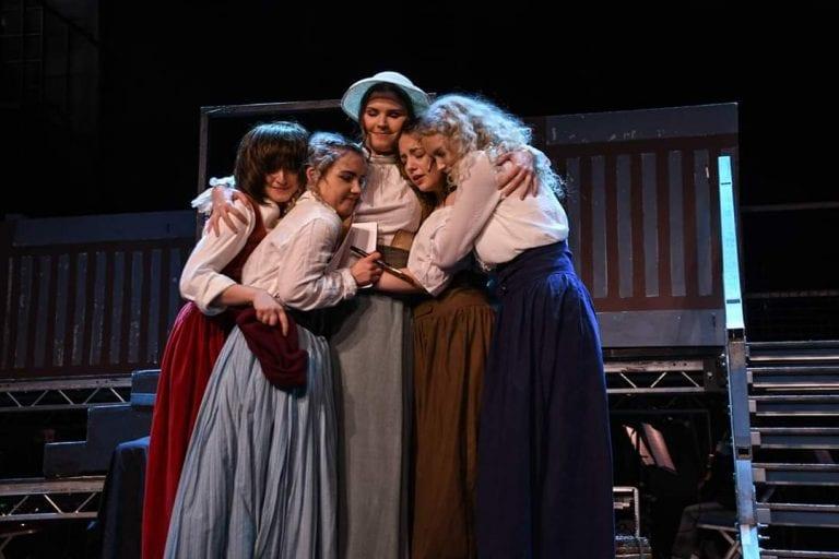 Theatre Review: Little Women // Music Theatre