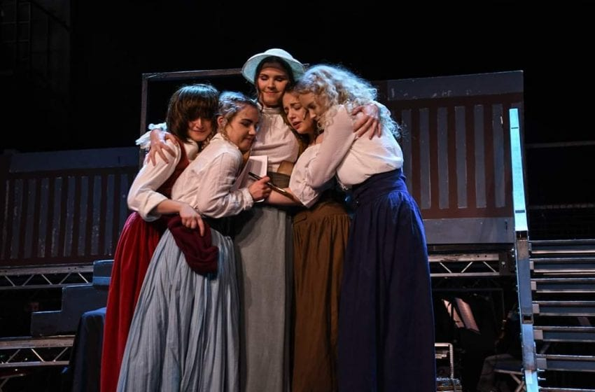 Theatre Review: Little Women // Music Theatre
