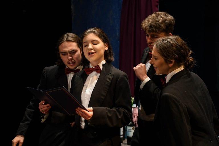 Theatre Review: Posh // Theatre Group
