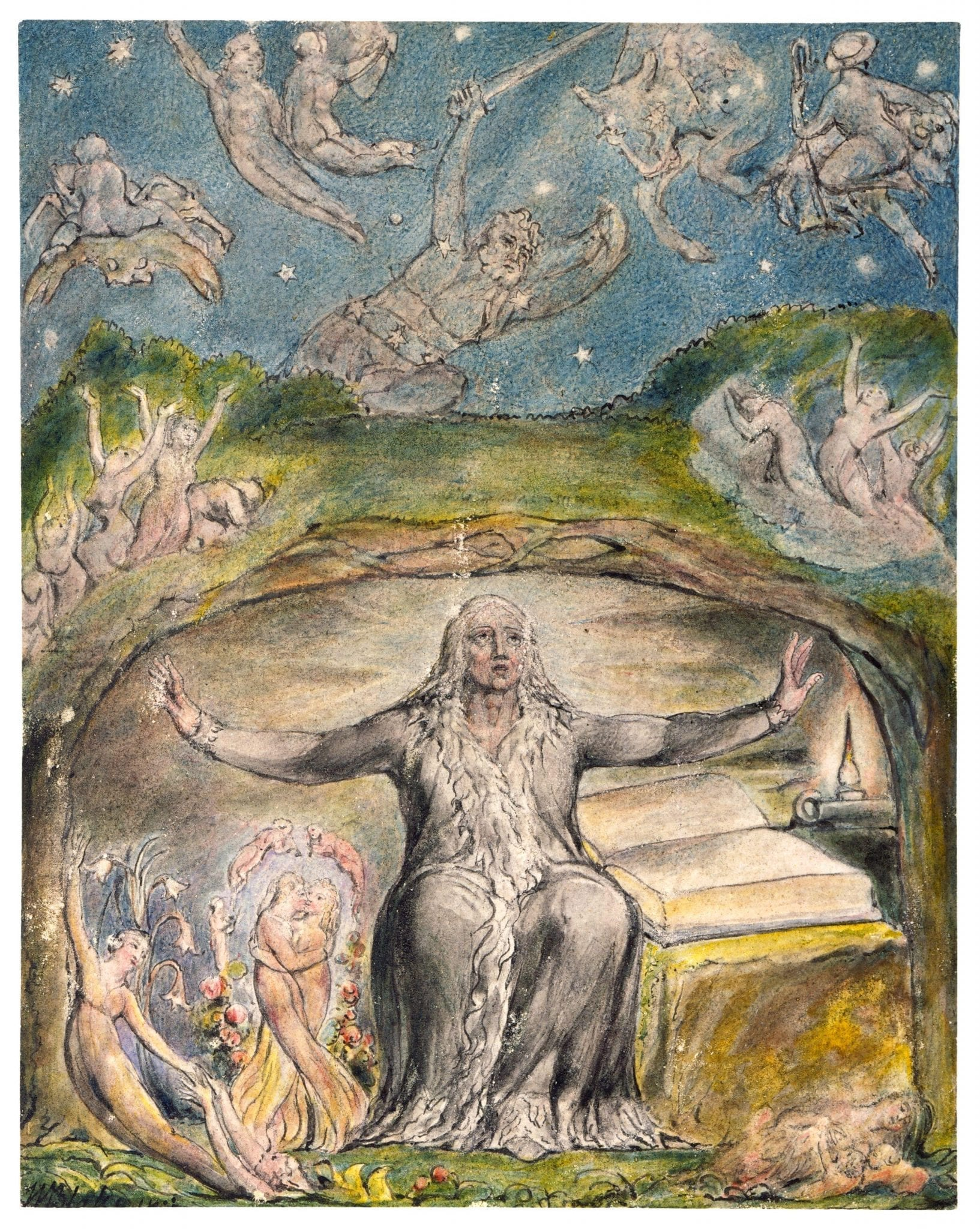 Image by William Blake