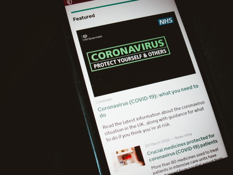 """Keeping Up With the Coronavirus: Observing The COVID-19 """"Lockdown"""""""