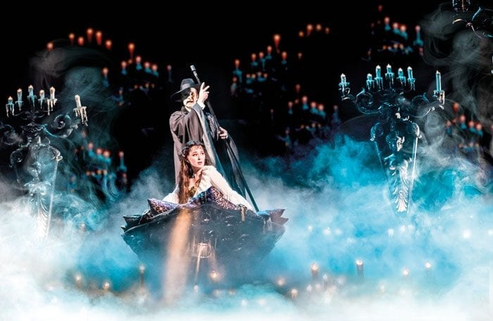 Theatre Review: The Phantom of The Opera // UK Tour