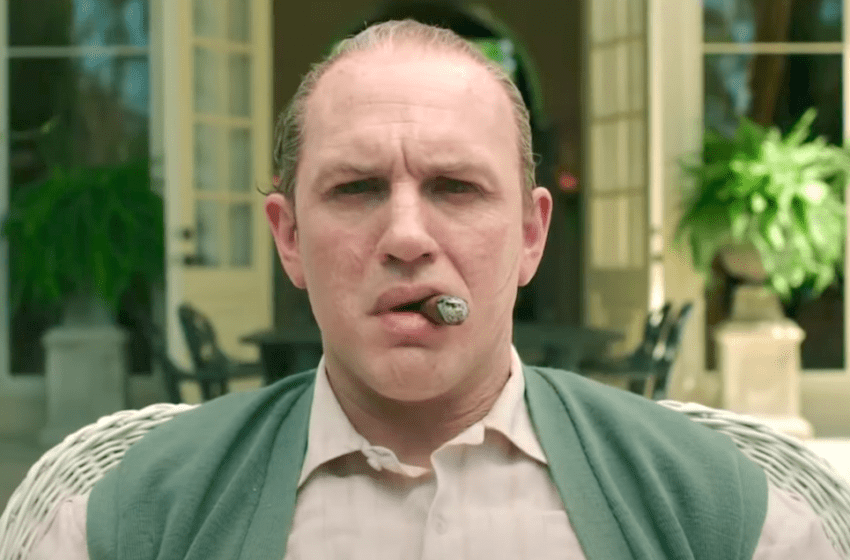 Tom Hardy is Al Capone in the First Trailer for 'Capone'