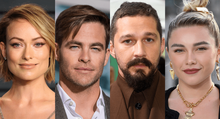 Shia LaBeouf, Florence Pugh & Chris Pine to Star in Olivia Wilde's 'Don't Worry Darling'