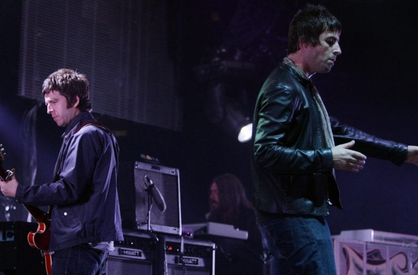 Track Review: Don't Stop // Oasis