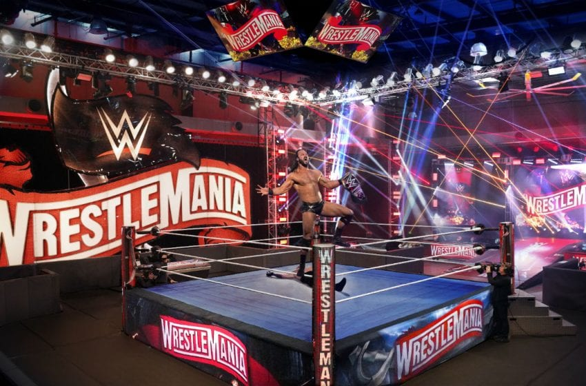 TV Review: WrestleMania 36