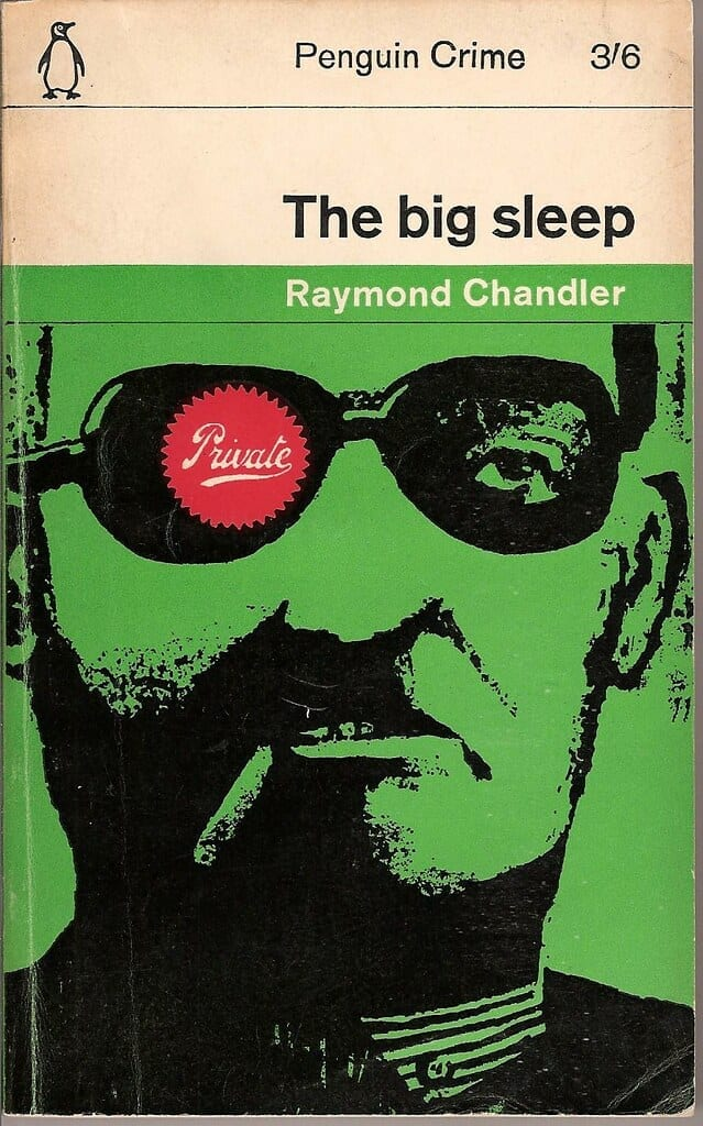 Book Review: The Big Sleep // Raymond Chandler
