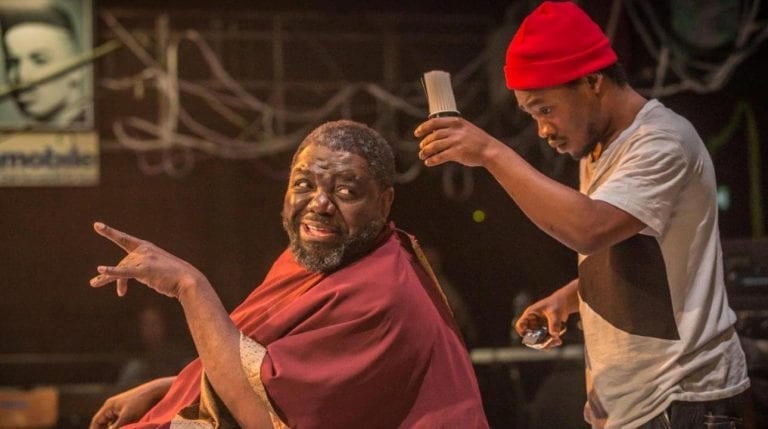Theatre Review: Barber Shop Chronicles // National Theatre