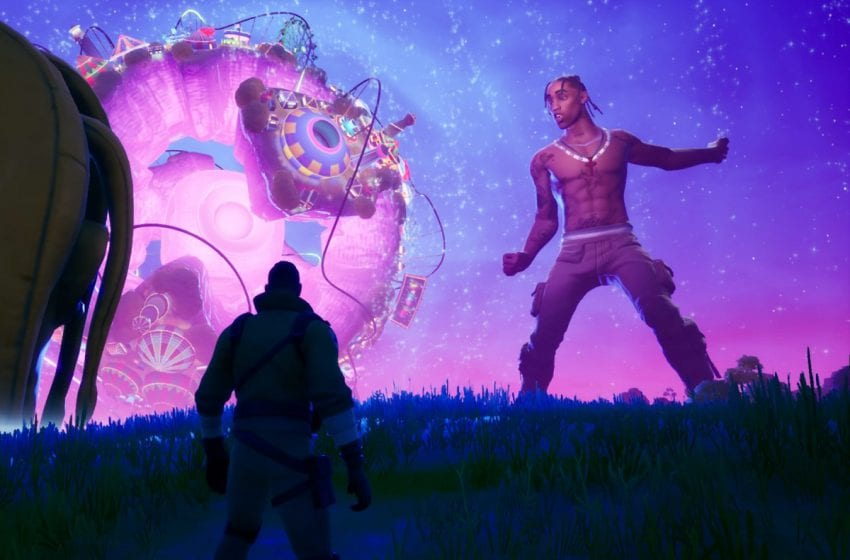 Why Fortnite's Live Events Are Good For Gaming