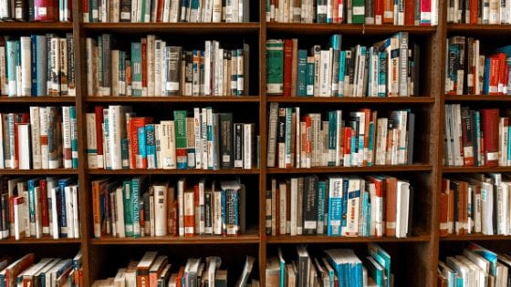 A Look Into Michael Gove's Rather Controversial Bookcase