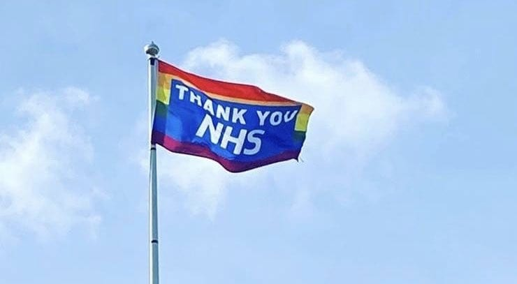 The NHS Rainbow: Why Its Usage Has Angered The LGBTQ+ Community