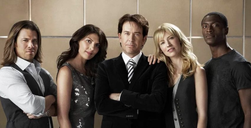 On 'Leverage': Why A Heist Show Is Exactly What The World Needs Right Now