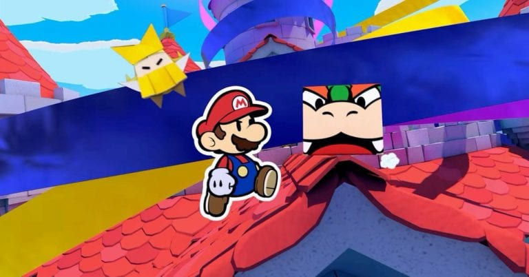 Gaming News: Paper Mario: Origami King Trailer Reveals Gameplay, Release Date, And Much More