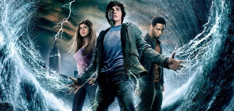 TV News: Percy Jackson Series Coming To Disney+