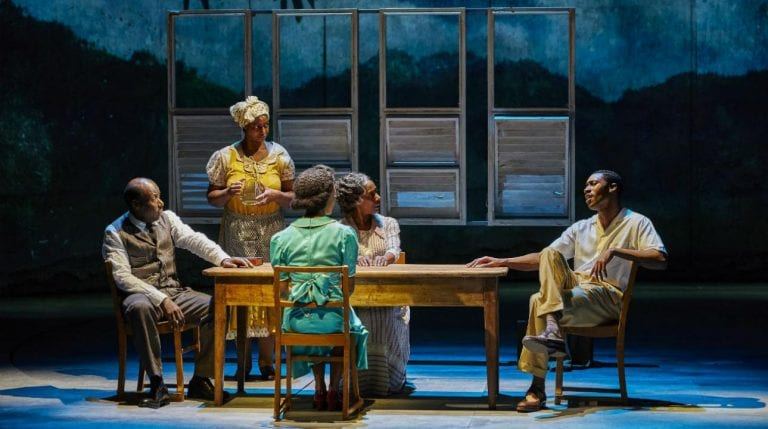 Theatre Review: Small Island // National Theatre