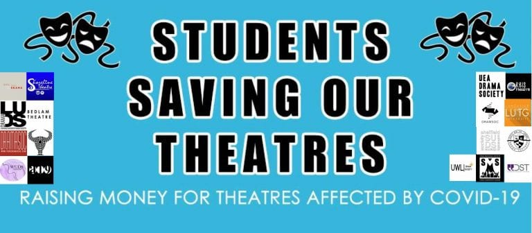 Theatre News: UK Students Start Campaign To Save Local Theatres