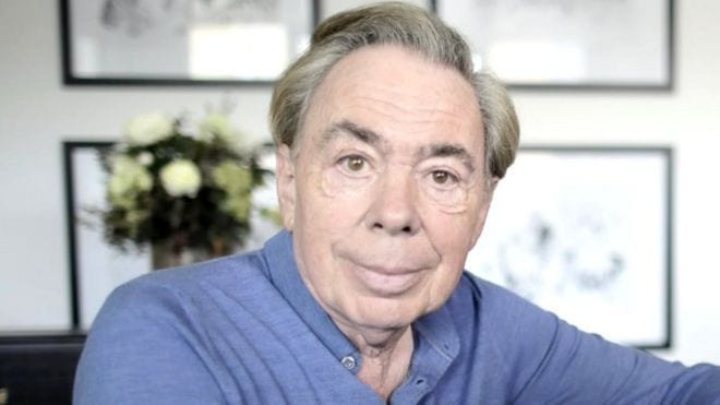 Theatre News: Andrew Lloyd Webber To Test New Methods For Virus-Safe Performances