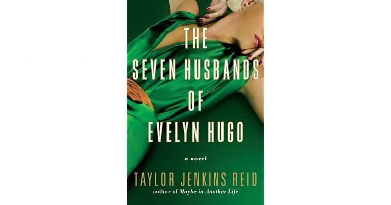 Book Review: The Seven Husbands of Evelyn Hugo // Taylor Jenkins Reid