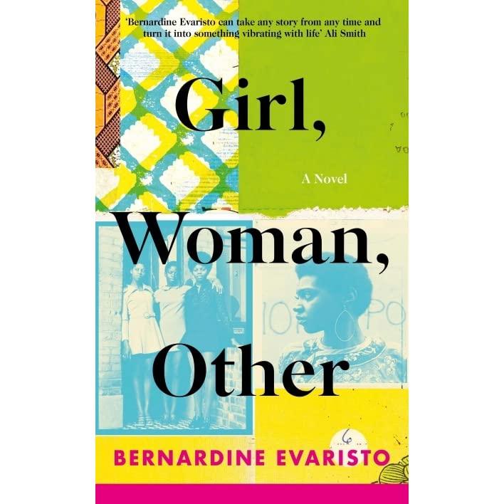 Book Review: Girl, Woman, Other // Bernardine Evaristo