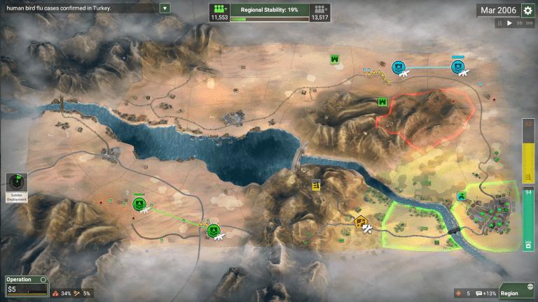 Game Review: Rebel Inc: Escalation