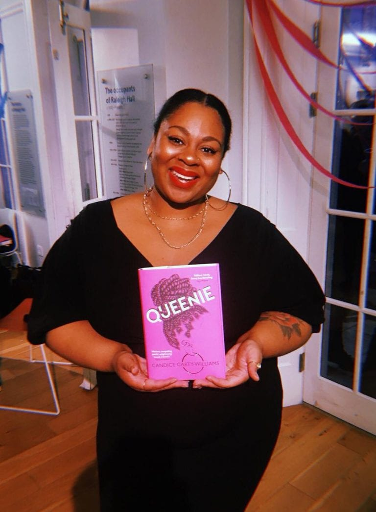 Carty-Williams and Evaristo make history as first Black writers to win British Book Awards