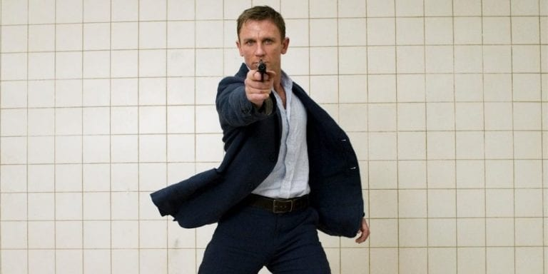 No Time to Debate: Ranking Daniel Craig's James Bond Films