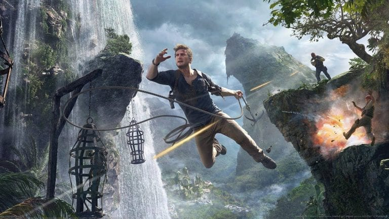 Uncharted Games Ranked