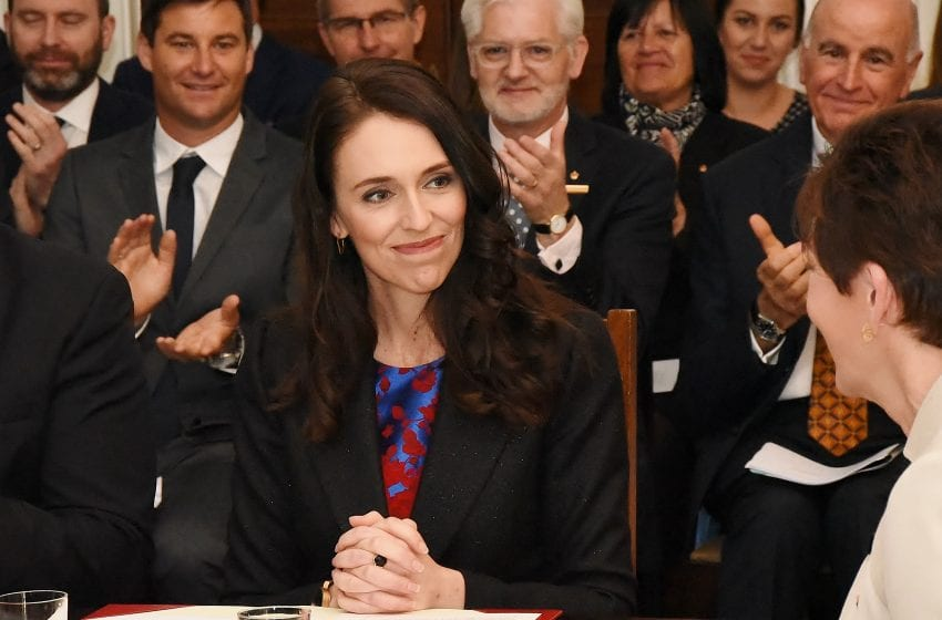 How Jacinda Ardern Became a Female Icon