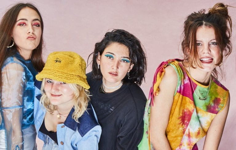 Single Review: Good Bad Times // Hinds