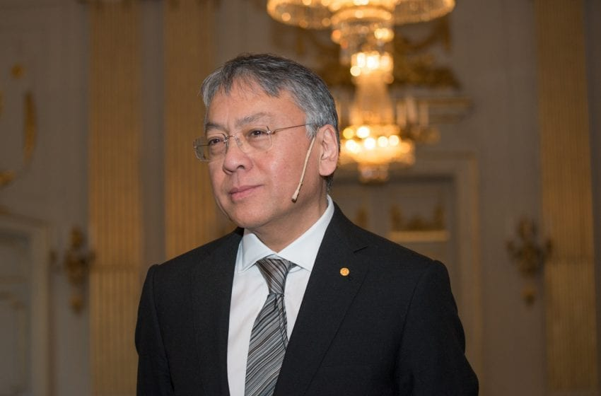 Kazuo Ishiguro Announces New Novel, Klara and The Sun